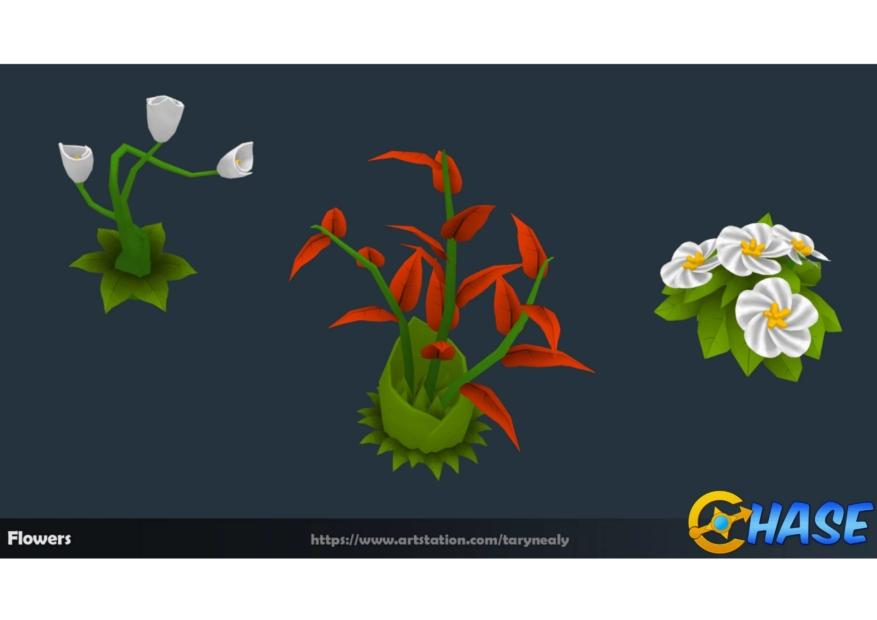 Chase - Plantes
