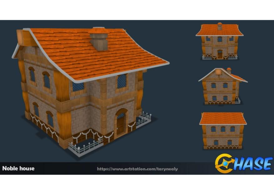 Chase - Habitation riche